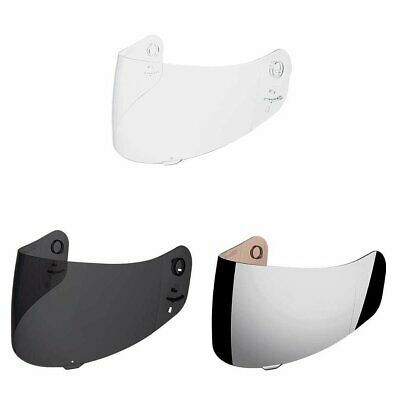 HJC HJ-17 Clear & Tinted Replacement Face Shields Fits CL-MAX II Model Helmets