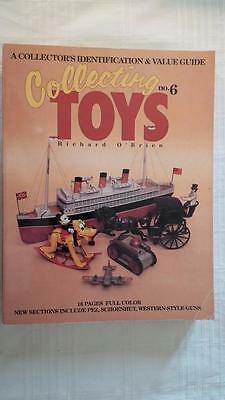 Collector's Identification&Value Guide Collecting Toys No.6,by Richard O'Brien