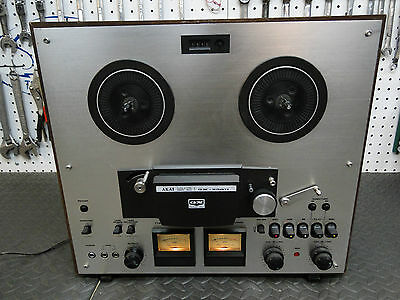 AKAI GX-230D Reel to reel payer recorder NO RESERVE
