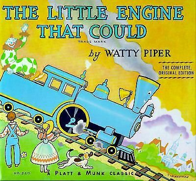 The Little Engine That Could : Original Classic Edition by Watty Piper (1978,...
