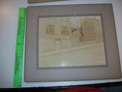 Easton Pa Large  Photo Vintage Antique Original The real thing W A Gabler?