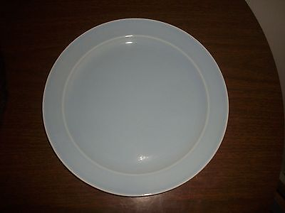 """GREAT T.S. & T. CO. LURAY WINDSOR BLUE 9 1/4"""" DINNER PLATE 1940"""