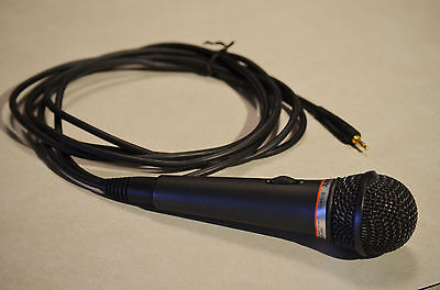 SONY F-V410 Unidirectional Professional Dynamic Microphone- gold-plated plug