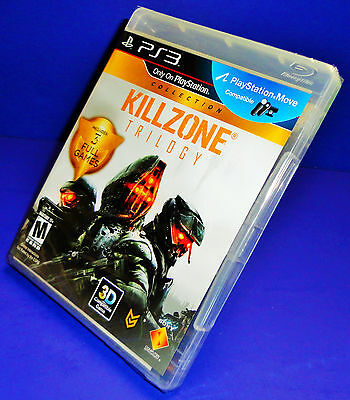 Killzone Trilogy (PS3) BRAND NEW FACTORY SEALED! Buy 1, Get 1 For 20% OFF