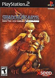 Shadow Hearts: From the New World  (Sony PlayStation 2, 2006)