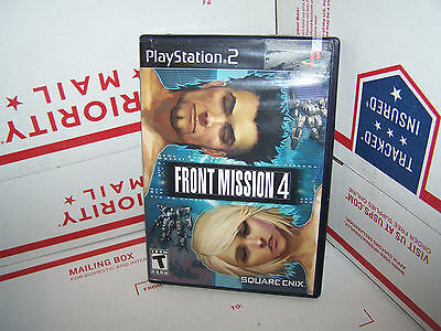 Front Mission 4  (Sony PlayStation 2, 2004)