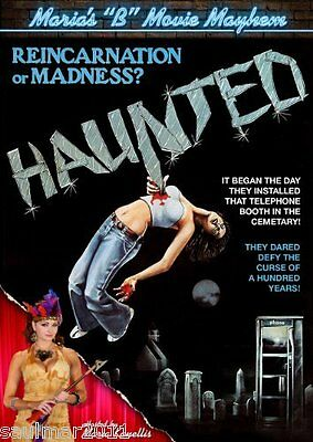 The Haunted (DVD, 2011) Rare, OOP Out of Print & Hard to Find ** CODE RED **