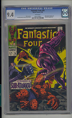 Fantastic Four # CGC Unrestored to be determined 5