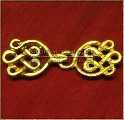 Celtic Clasp ROUNDED - costume accessory