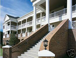 Wyndham Governors Green Williamsburg VA 3 bdrm May 9-12 Mothers Day