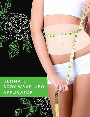 Weight Loss Ultimate Body Wraps it Works for Inch Loss Shaping 4 Applicators