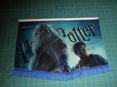 Harry Potter Banner featuring Harry Potter, Hermione Granger and Ron Weasley
