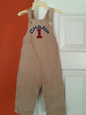 "Vintage Health Tex kids overall. Size 12 months. ""Champ 1"""