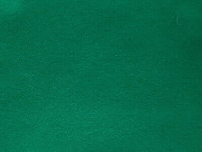 "8""x10"" WOOL FELT EMERALD GREEN"