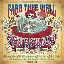 (1) Tix The Grateful Dead (Fare Thee Well), Soldier Field,  July 3rd