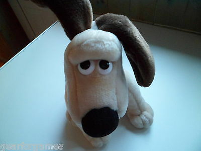 Gromit Original Plush Bbc 1989 Rare! House Trained! Maybe.