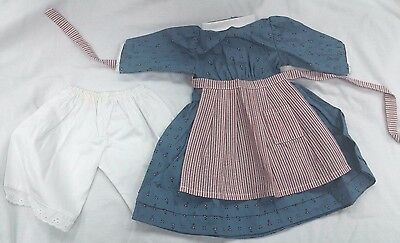 New American Girl - Kirsten's Classic Meet Outfit for Doll Size ~ Retired ~ RARE
