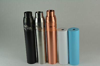 SMPL Style + Doge V2 Style Mechanical Mod Rebuildable Dripping Atomizer Combo