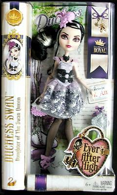 BRAND NEW! DUCHESS SWAN - Ever After High - EAH Royal - New In Box!