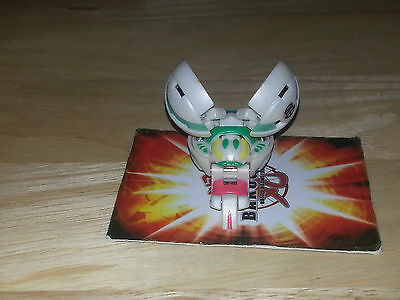 Bakugan Ventus Bee Striker Bakupearl (Comes with two cards) (Toys 4 Kids)