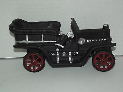 Reproduction Cast Iron Old Vintage Automobile Car Doorstop or Display