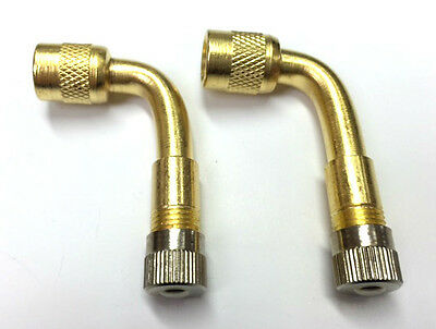 2x Bicycle Pump Extension Hose Inflator Tube Pipe Cord 150psi schrader ValveTPD