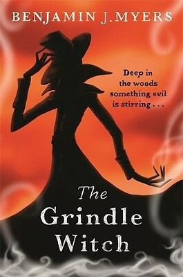 The Grindle Witch | Benjamin J. Myers |  9781444011715