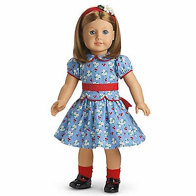 """American Girl 18"""" Emily Doll Molly's Best friend NEW IN BOX Retired"""