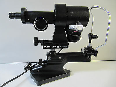Bausch & Lomb  Classic Dual Keratometer In Good Working Condition