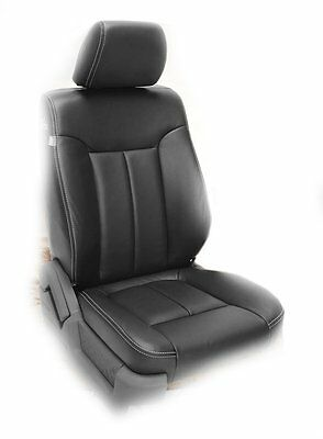 Ford F150 XL/STX Super cab 2013-14 40/20/40 Factory Leather Replace Seat Cover