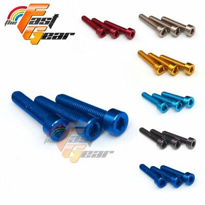TFG Fuel cap bolts For Yamaha YZF R6 1999-2013