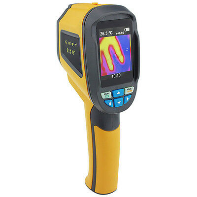 HT-002 2.4'' 32G Handheld Thermal Infrared Imager Camera IR Imager Thermometer