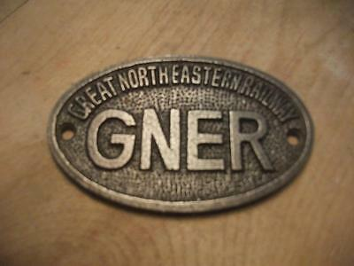 Gner - Door Sign ~ Cast Iron ~  Plaque