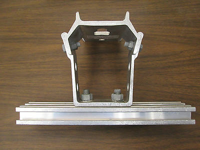 6CSO-12-4WT, Aluma-form, conduit 6 inch standoff bracket - LOT of 3