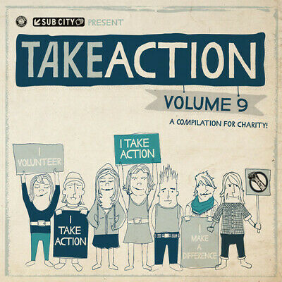 Various Artists - Take Action, Vol. 9 [New CD] Digipack Packaging