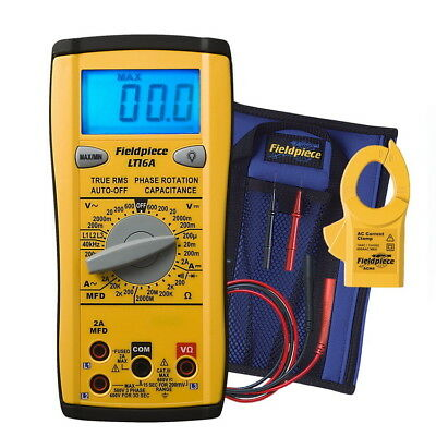 Fieldpiece LT16A True RMS Digital Multimeter