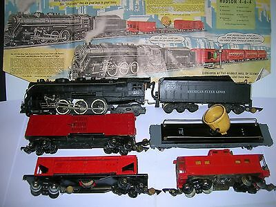 American Flyer NYC Set # 4611 in excellent condition / serviced lot # 4251