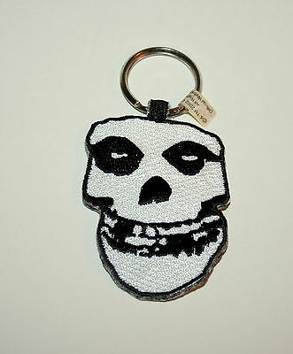 Vintage The Misfits Rock Group Band Music Concert Plush Key Chain 20012 New NOS