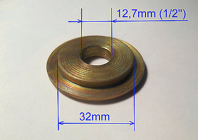 """Bench Grinder Adapter 1/2""""x32mm ( 12,7mm to 32mm) 1/2''x1 17/64'' grinding wheel"""