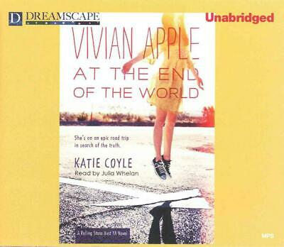 Vivian Apple at the End of the World by Katie Coyle (English) MP3 CD Book Free S