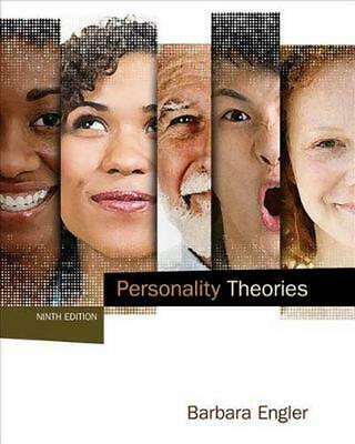 Personality Theories by Barbara Engler (English) Hardcover Book