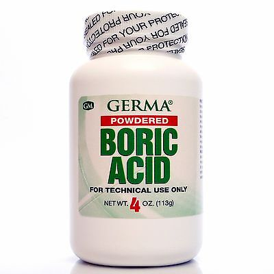 BORIC ACID Powder Roach Pest Insect Control Bug Killer Acido Borico Polvo Veneno