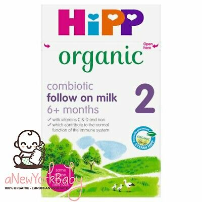 24 HiPP Organic Combiotic Stage 1 First Infant Milk 200ml - Ready to Use Bottles