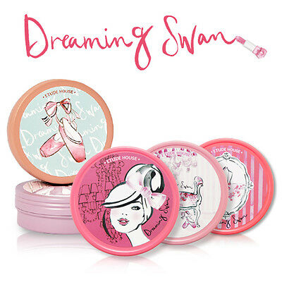 [Etude House] Dreaming Swan Eye and Cheek 9g 5color