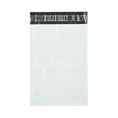 """7.5"""" x 10.5"""" 2 Mil Light Bags Poly Mailers Envelopes Shipping Self Seal 200 Pcs"""