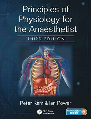 Principles of Physiology for the Anaesthetist 2E by Ian Power (English) Paperbac