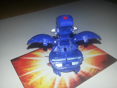 Bakugan Aquos Snapzoid (Comes with One Card) (Fun for kids)