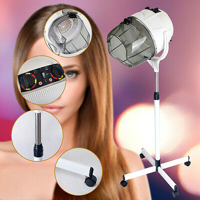 Special Hair Hood Dryer Floor Stand Professional Beauty Portable Hairdresser Spa