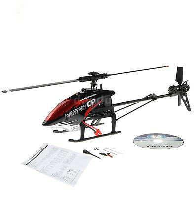 Walkera Master CP Flybarless 6-Axis-Gyro 6CH RC Helicopter BNF