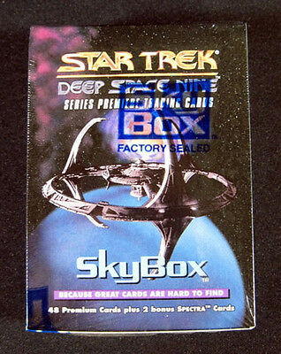 1993 Skybox Star Trek Deep Space Nine Factory Set